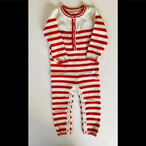 Cat & Jack Winter Onesie NWOT
